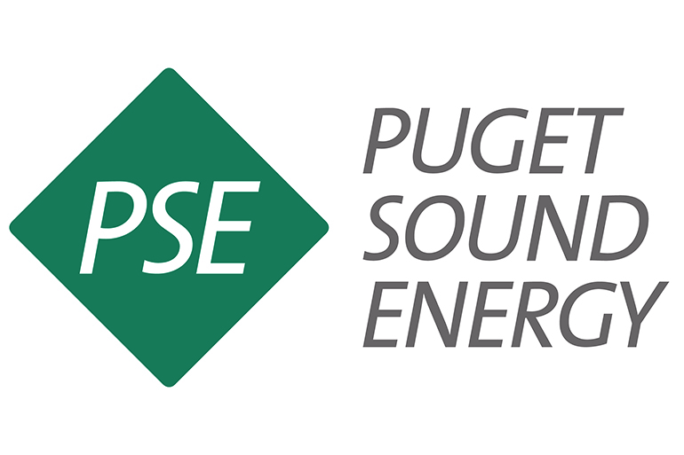 The Puget Sound Energy logo