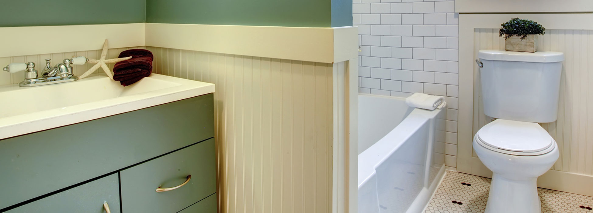 Bathroom fixtures can qualify for LOTT rebates and incentives